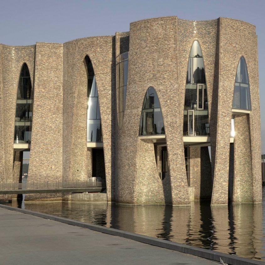 Fjordenhus, el arte y la arquitectura de Olafur Eliasson 2