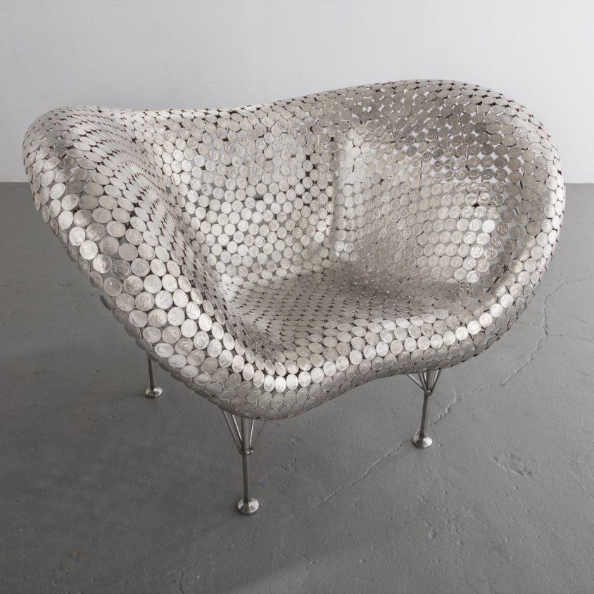 Coin Furniture, La moneda con valor de Diseño 6