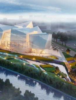 Pelli Clarke Pelli Architects realizará un museo en China 15