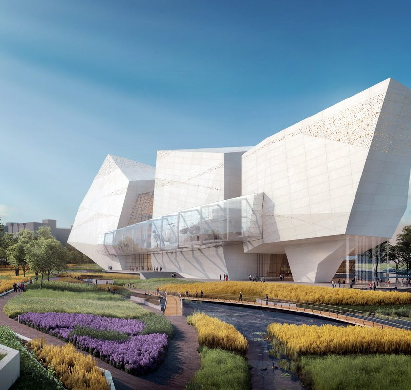 Pelli Clarke Pelli Architects realizará un museo en China 3