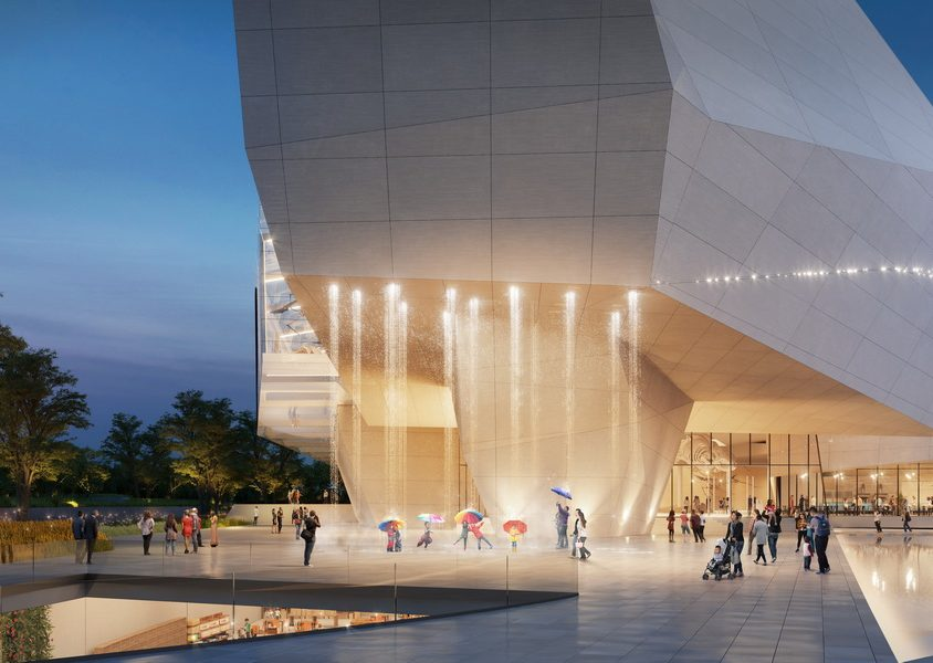 Pelli Clarke Pelli Architects realizará un museo en China 5