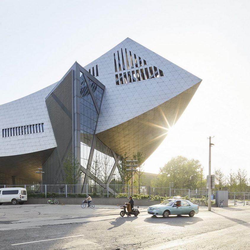 El museo Zhang ZhiDong, la primera obra de Libeskind en China 1