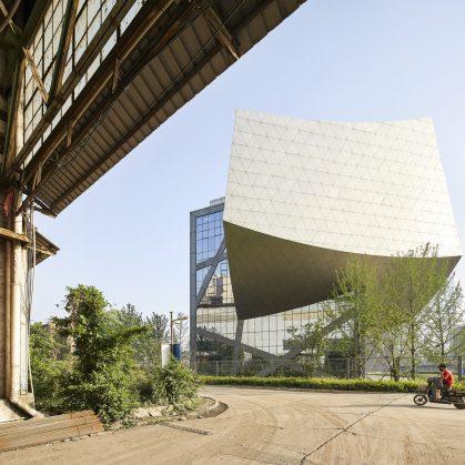 El museo Zhang ZhiDong, la primera obra de Libeskind en China 4