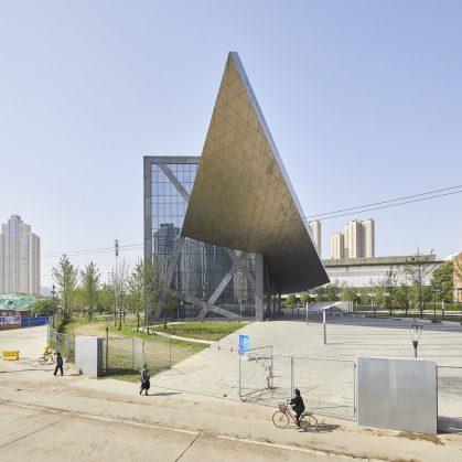 El museo Zhang ZhiDong, la primera obra de Libeskind en China 6