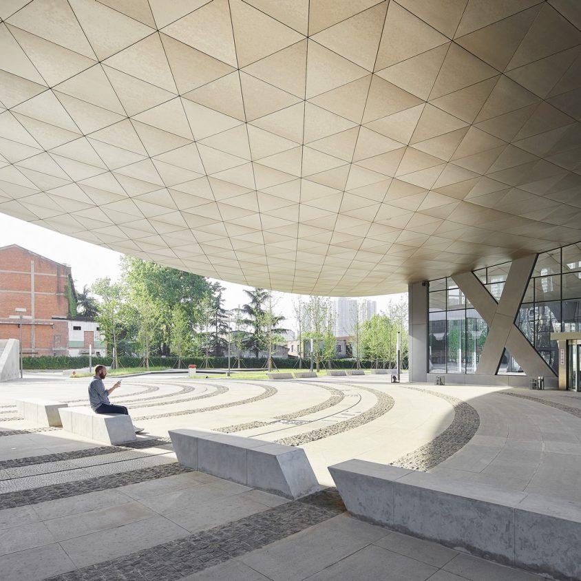 El museo Zhang ZhiDong, la primera obra de Libeskind en China 7