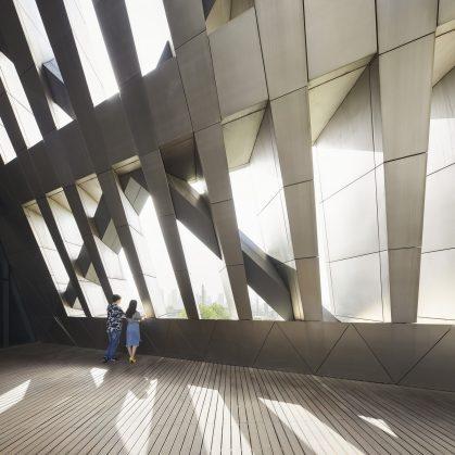 El museo Zhang ZhiDong, la primera obra de Libeskind en China 9