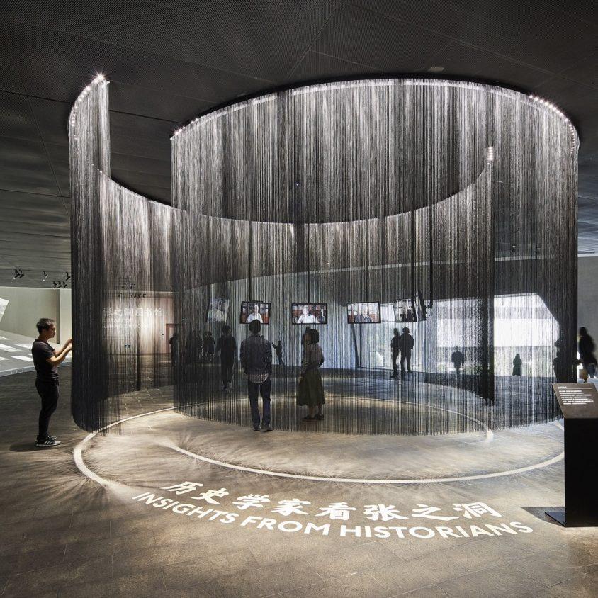 El museo Zhang ZhiDong, la primera obra de Libeskind en China 11