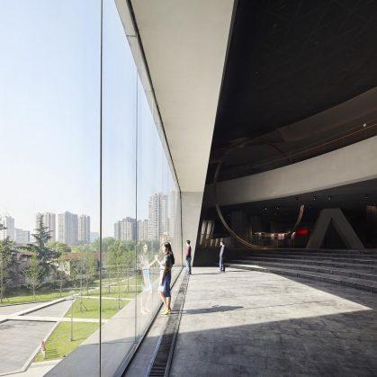El museo Zhang ZhiDong, la primera obra de Libeskind en China 14