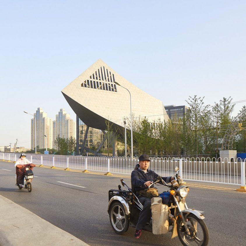 El museo Zhang ZhiDong, la primera obra de Libeskind en China 15