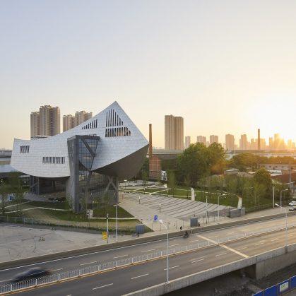 El museo Zhang ZhiDong, la primera obra de Libeskind en China 17