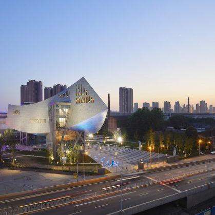 El museo Zhang ZhiDong, la primera obra de Libeskind en China 18