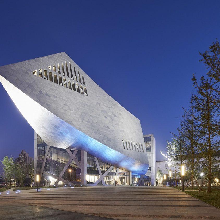 El museo Zhang ZhiDong, la primera obra de Libeskind en China 16
