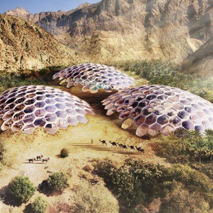 Biodomos para conservar el hábitat natural 9