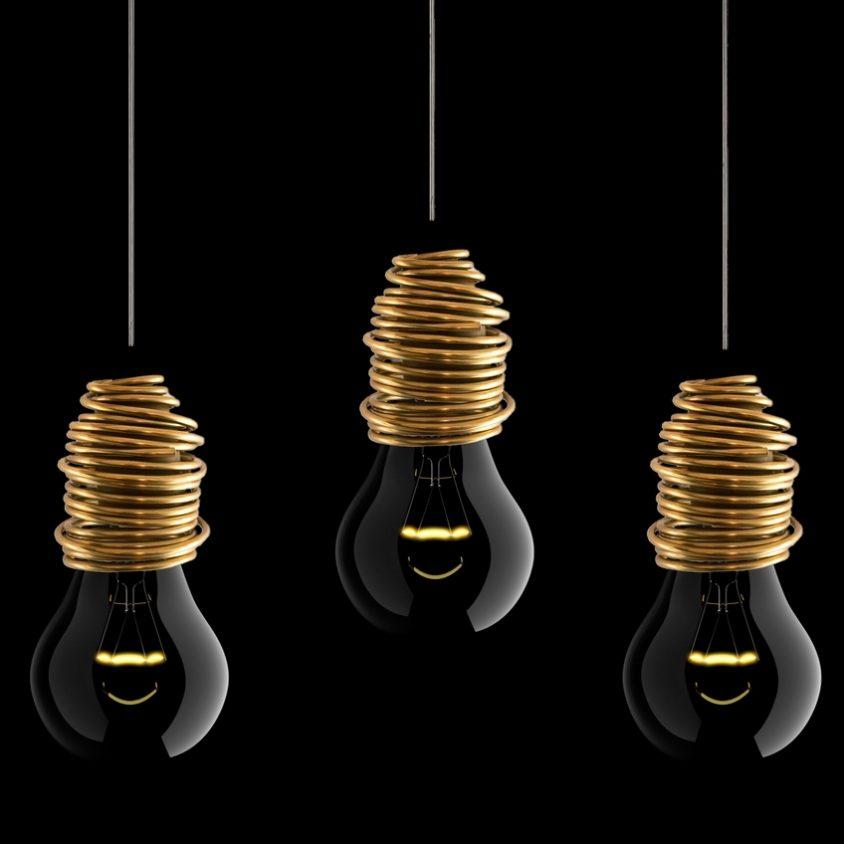 Lámparas artesanales 2