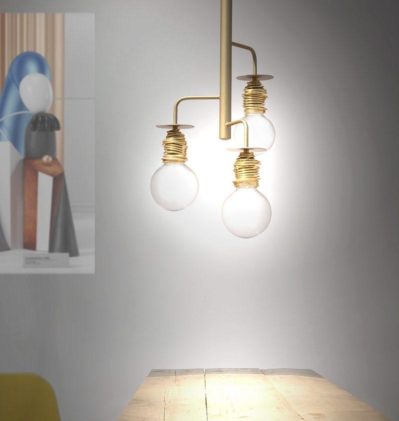 Lámparas artesanales 1