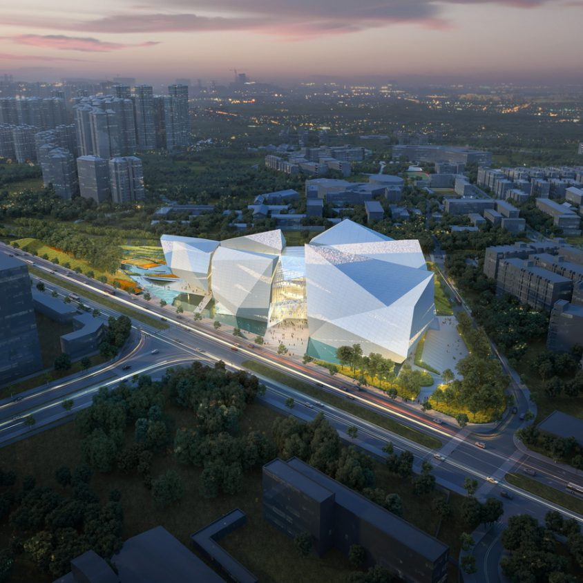 Pelli Clarke Pelli Architects realizará un museo en China 1