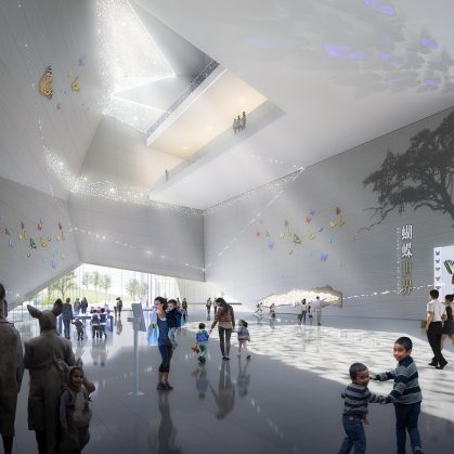 Pelli Clarke Pelli Architects realizará un museo en China 9
