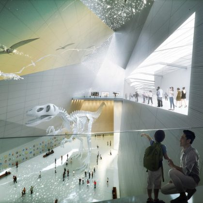 Pelli Clarke Pelli Architects realizará un museo en China 10