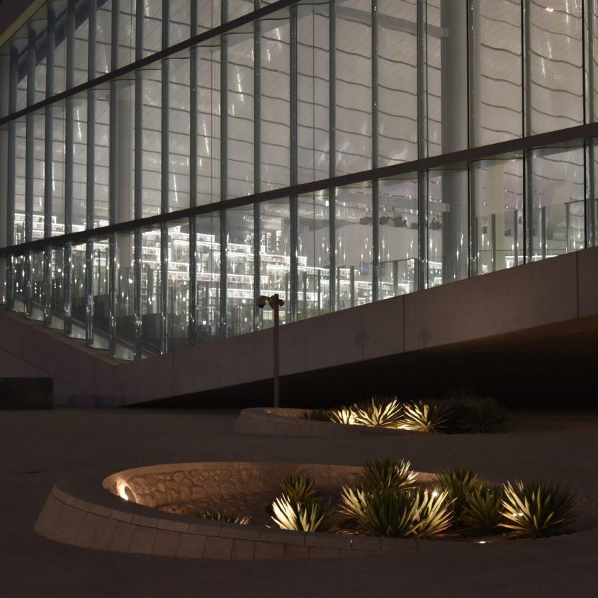 La Biblioteca Nacional de Qatar quedó inaugurada 17