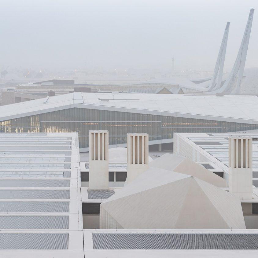 La Biblioteca Nacional de Qatar quedó inaugurada 1