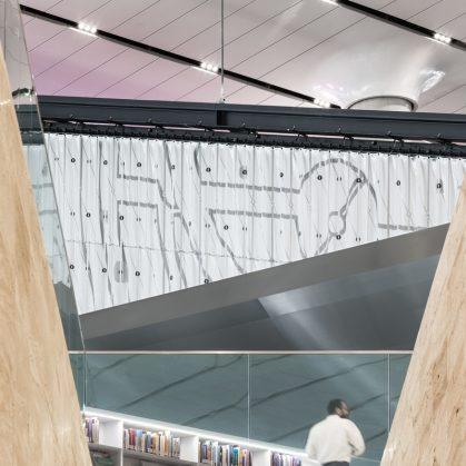 La Biblioteca Nacional de Qatar quedó inaugurada 19