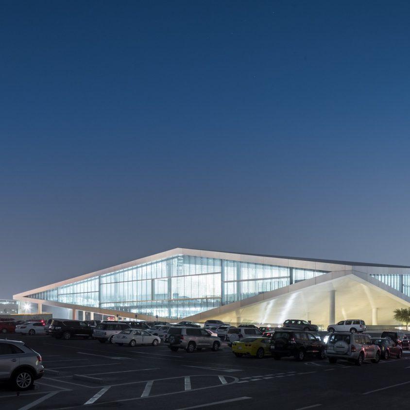 La Biblioteca Nacional de Qatar quedó inaugurada 2