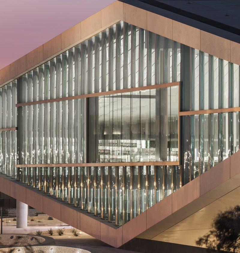 La Biblioteca Nacional de Qatar quedó inaugurada 16