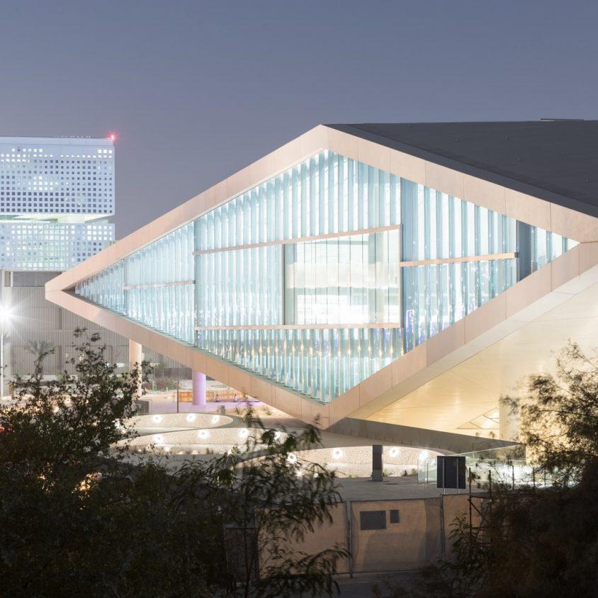La Biblioteca Nacional de Qatar quedó inaugurada 3