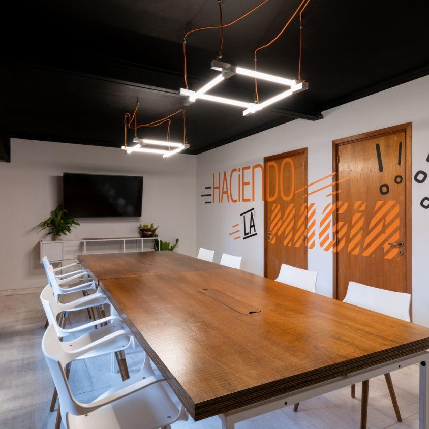 Nuevas oficinas de Croppers 13