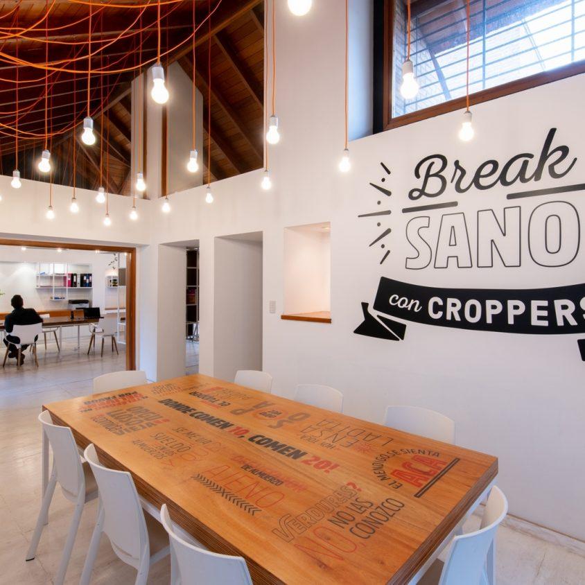 Nuevas oficinas de Croppers 18