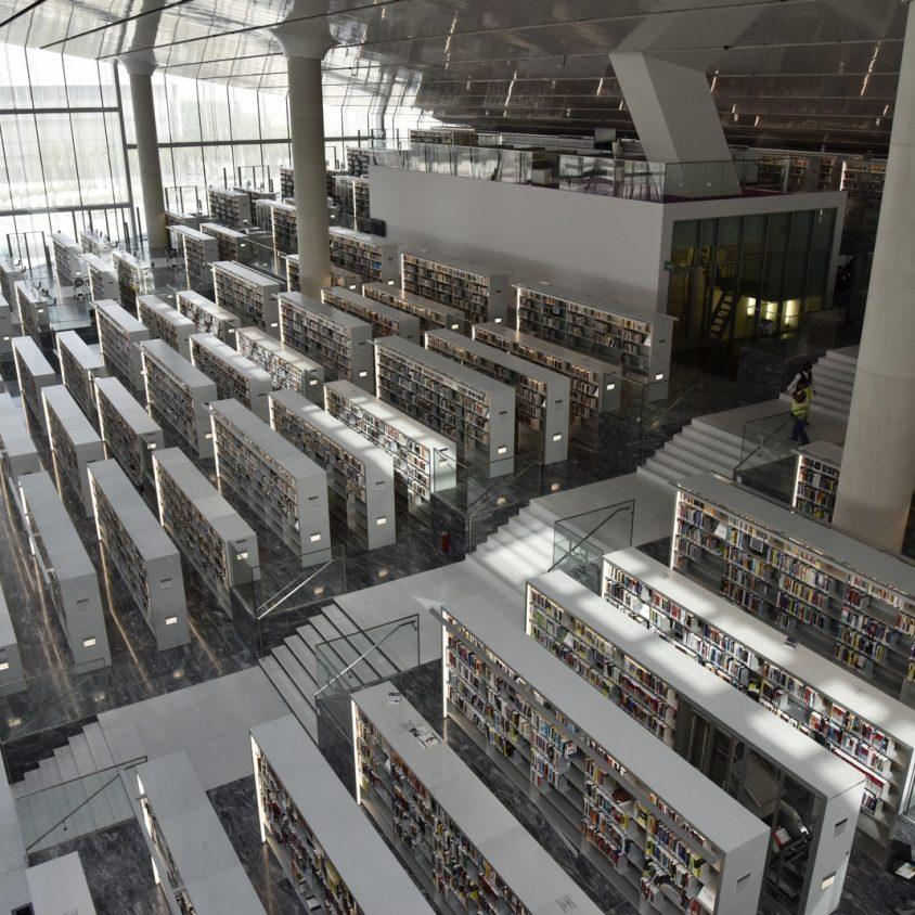 La Biblioteca Nacional de Qatar quedó inaugurada 21