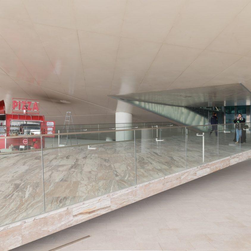 La Biblioteca Nacional de Qatar quedó inaugurada 22
