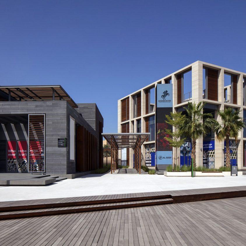 Un complejo comercial revitaliza Al Seef 9