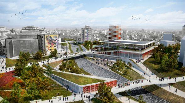Regeneración urbana en la ciudad de Fier, Albania 18