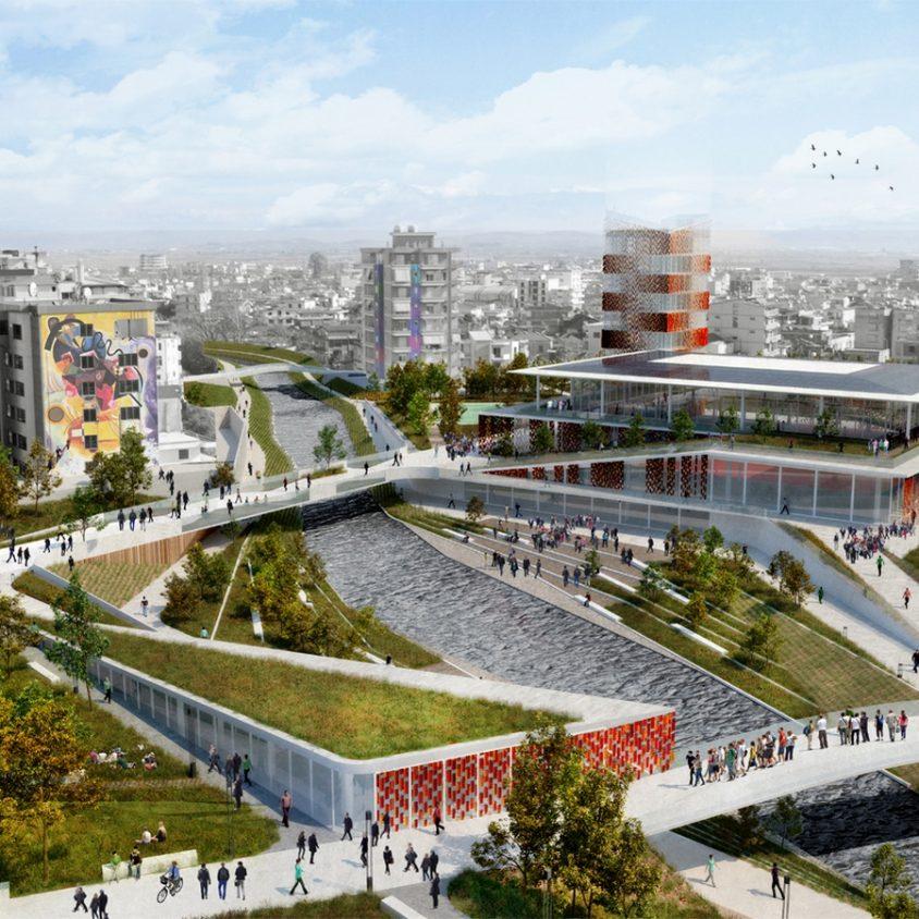 Regeneración urbana en la ciudad de Fier, Albania 10
