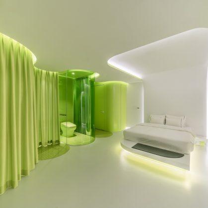 Lime Flavor, una suite futurista 7