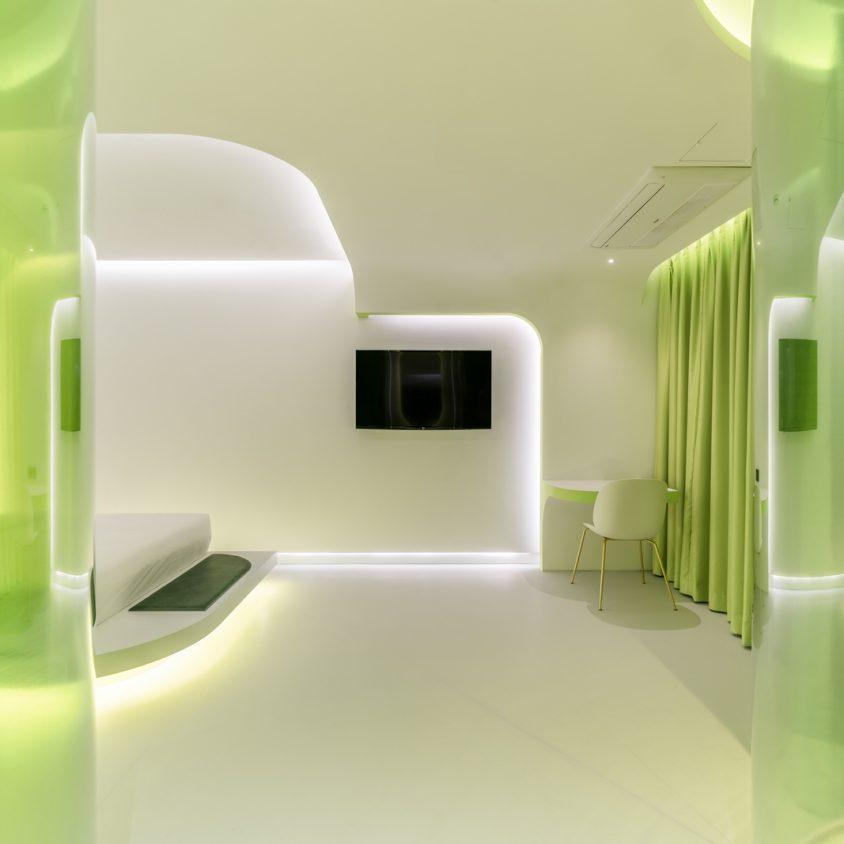 Lime Flavor, una suite futurista 18