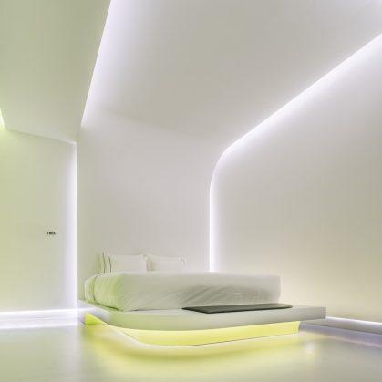 Lime Flavor, una suite futurista 21