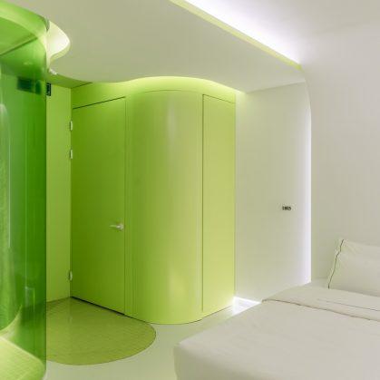 Lime Flavor, una suite futurista 22