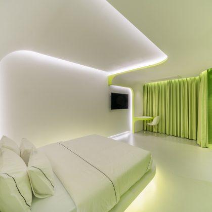Lime Flavor, una suite futurista 10