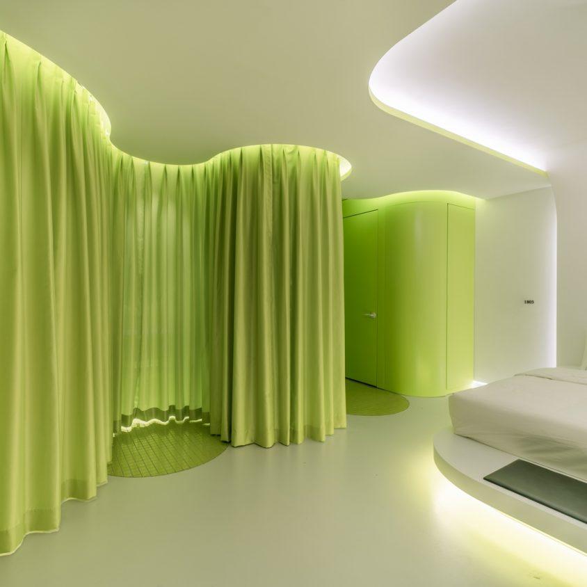 Lime Flavor, una suite futurista 12