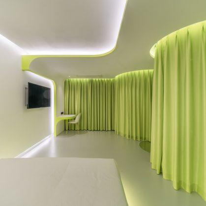 Lime Flavor, una suite futurista 17