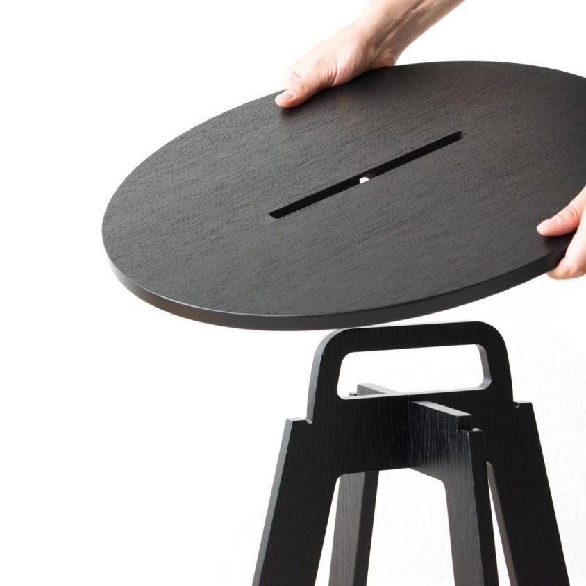 Element N° 1, una mesa versátil e innovadora 3