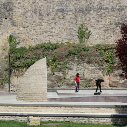 Parque de Skate en Luxemburgo 17