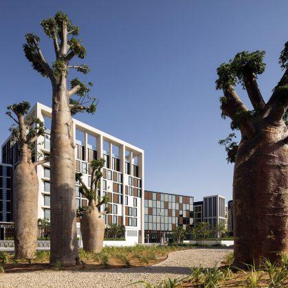 Un complejo comercial revitaliza Al Seef 18