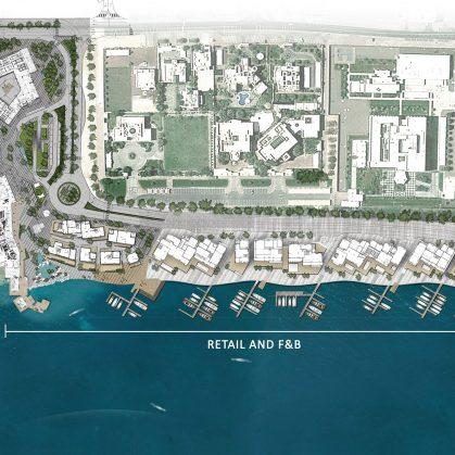 Un complejo comercial revitaliza Al Seef 3