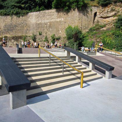 Parque de Skate en Luxemburgo 23