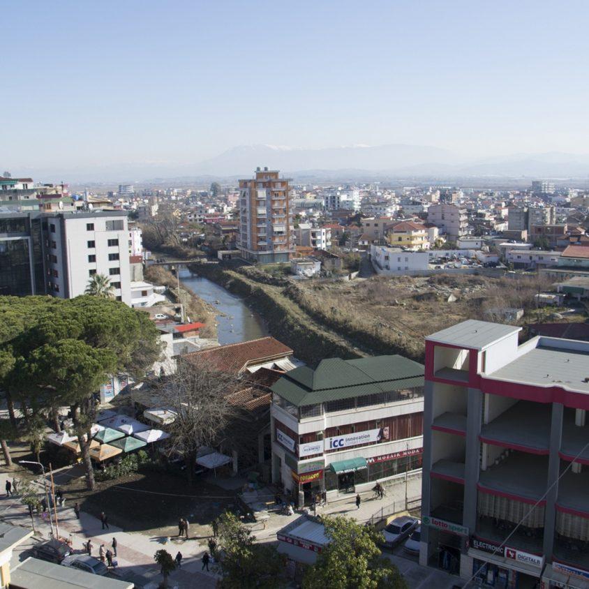 Regeneración urbana en la ciudad de Fier, Albania 5