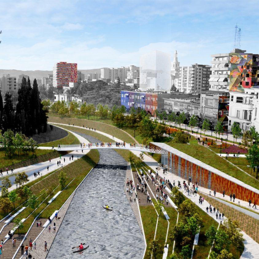 Regeneración urbana en la ciudad de Fier, Albania 15