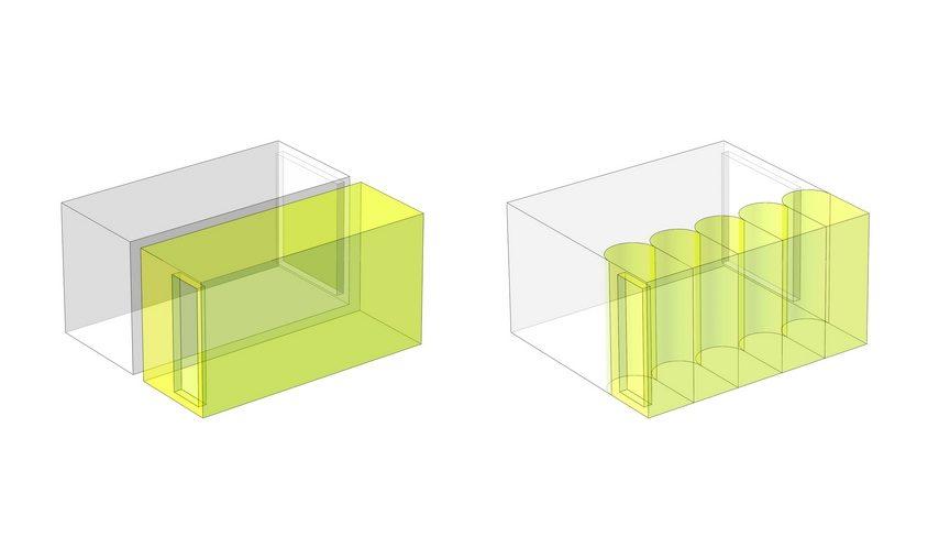 Lime Flavor, una suite futurista 5